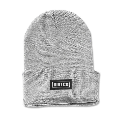 Dirt Co. Crook Beanie (Grey)