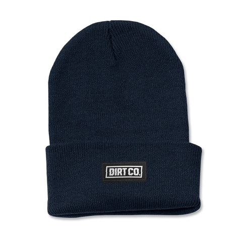Dirt Co. Crook Beanie (Navy)