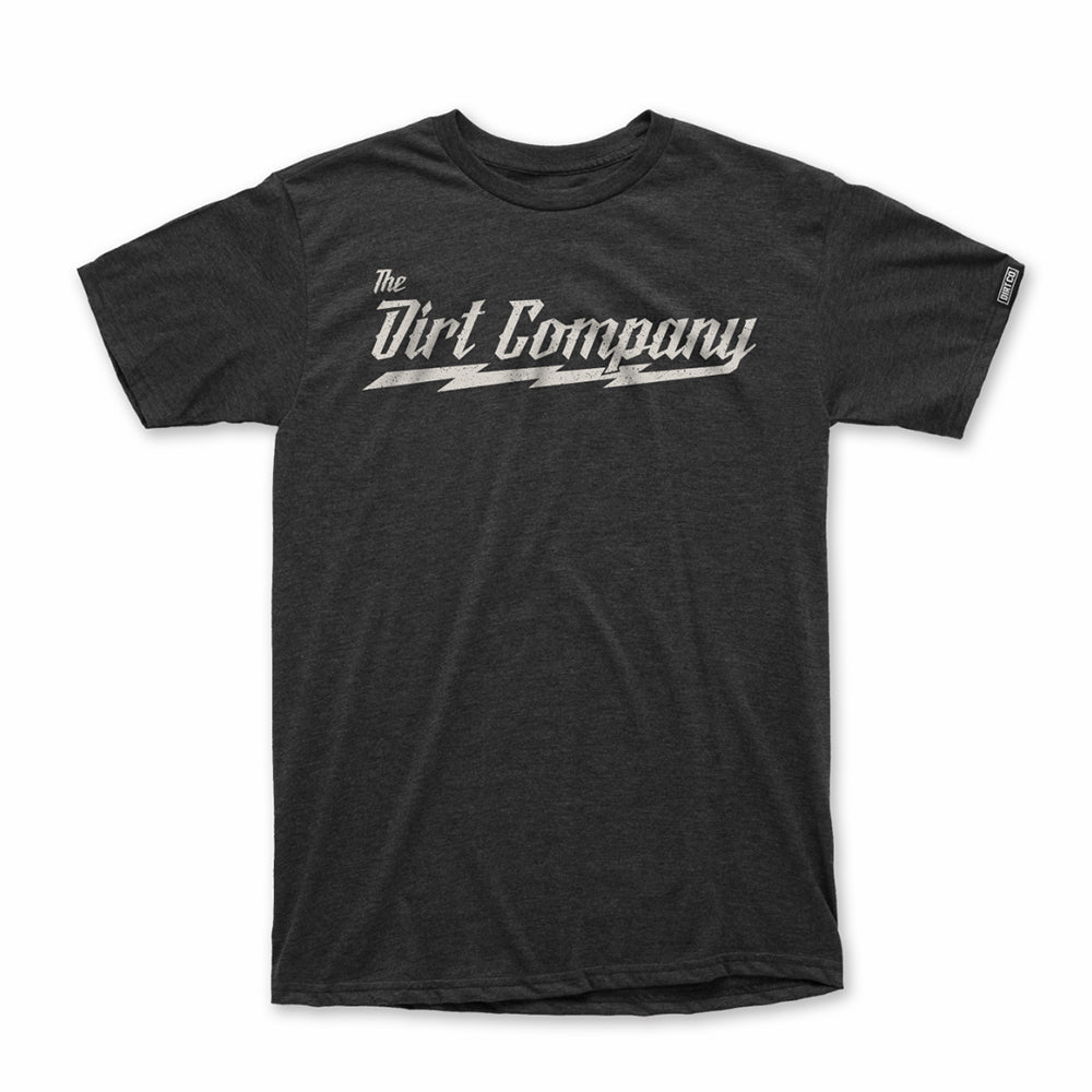 Dirt Co. Company T-Shirt (Charcoal Heather)