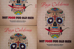 Not Food For Old Men: A Mexican Culinary Adventure