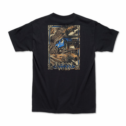 Jason Voss Running With Wolves T-Shirt