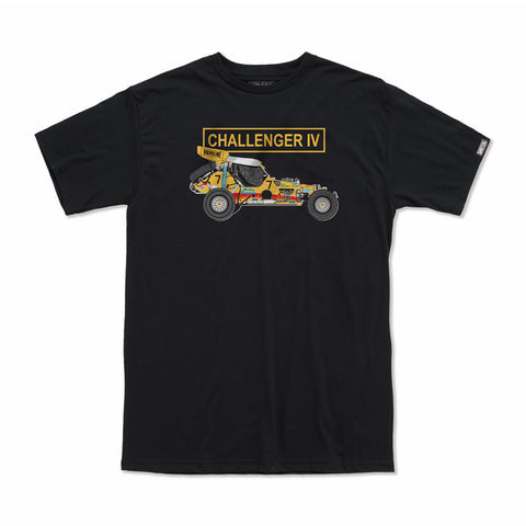 Mickey Thompson Challenger IV T-Shirt (Black)