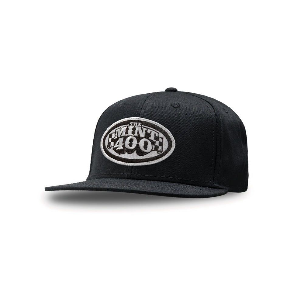 OG Twill Snap Back (Black)
