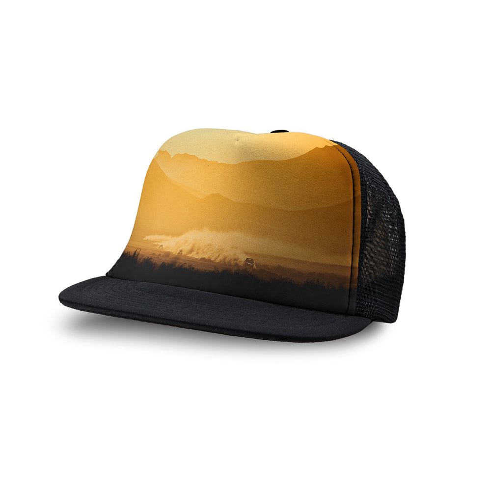 Mojave Horizon Photo Snap Back Hat