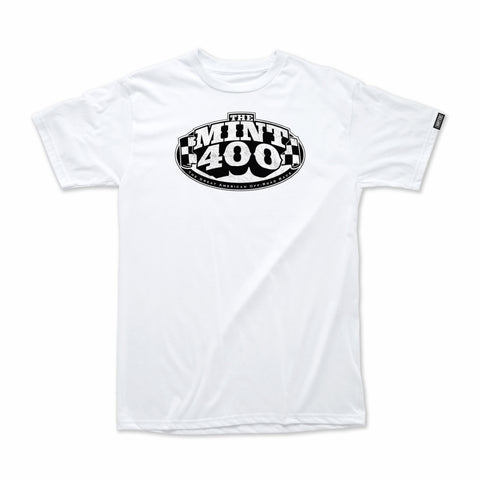 Mint 400 OG T-Shirt (White)