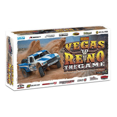 Vegas to Reno: The Board Game