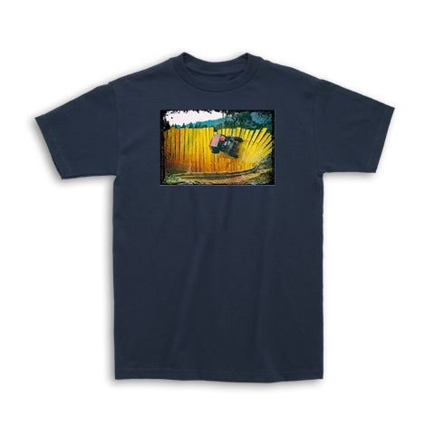 XP1K2 Wall of Death T-Shirt (Navy)