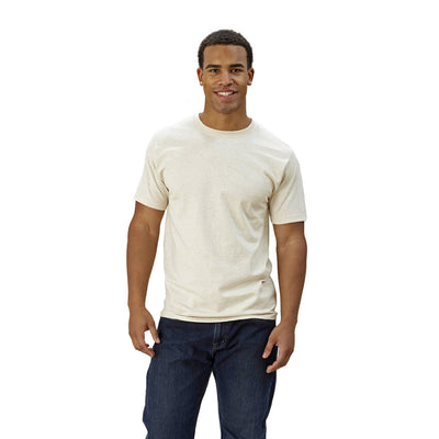 american made yoke style t-shirt