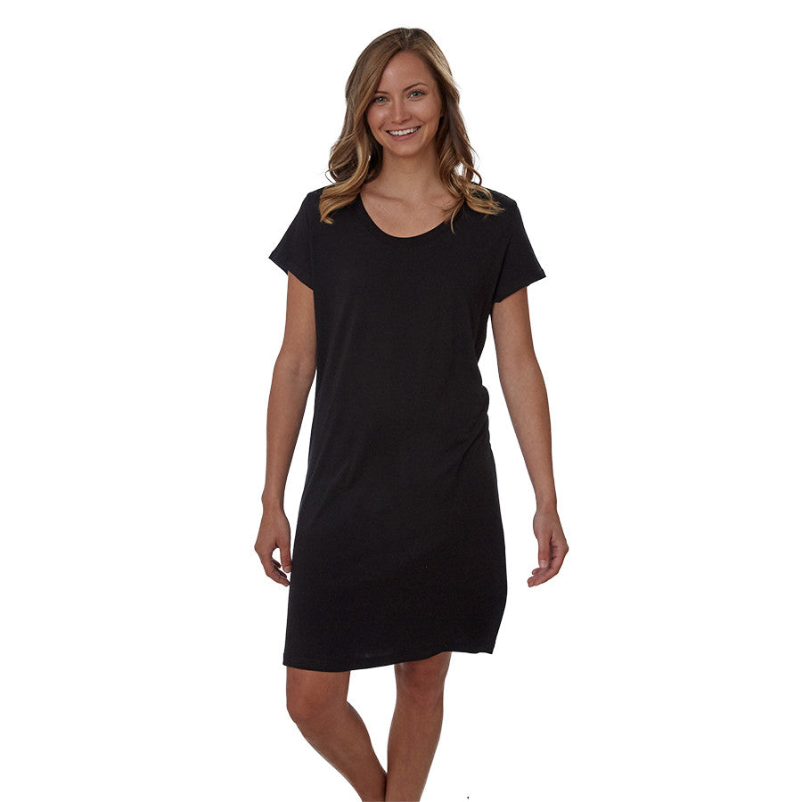 4519944cda Women s Goodnite Shirt in Bamboo from Viscose and combed ring spun ...