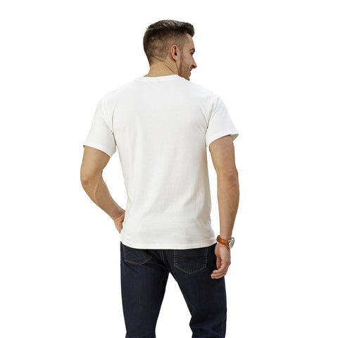 bamboo and cotton men's t-shirts