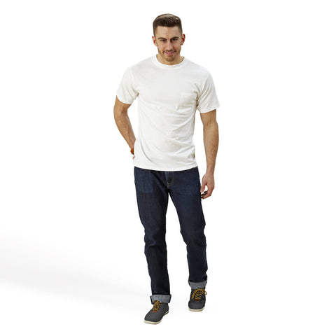 american made bamboo and cotton t-shirts