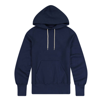 S-Curve Raglan Hooded Pull Over Fleece