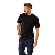 light weight crew neck t-shirt slim fit