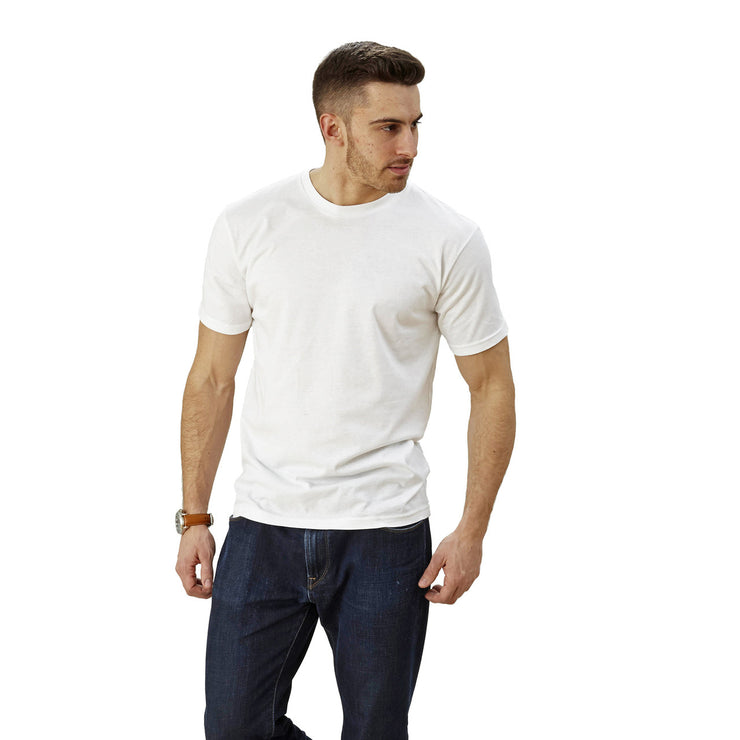 light weight crew neck slim fit shirt