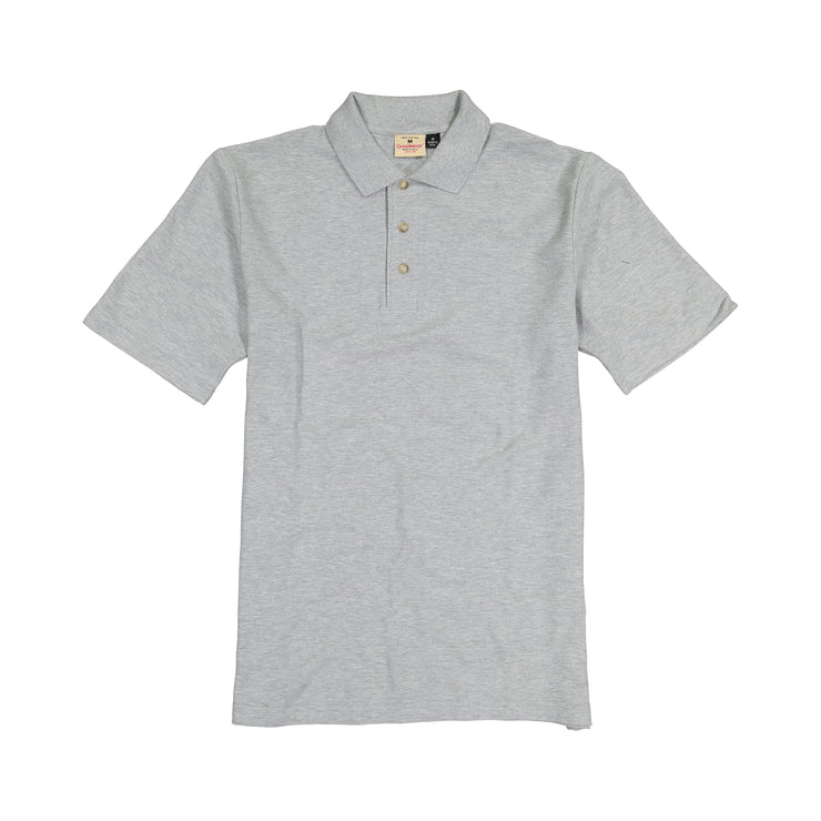 Adult Short Sleeve Pique Polo