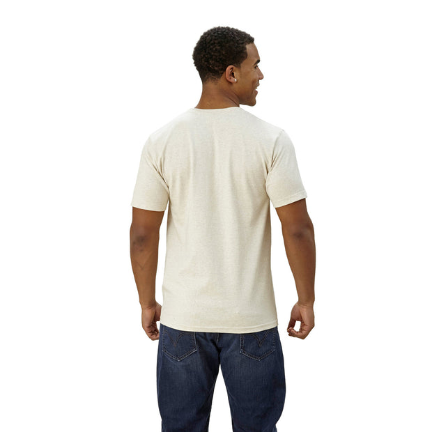 usa made yoke style t-shirt