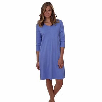 Women's 3/4 Sleeve Scoop Neck Goodnite Shirt