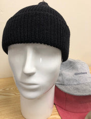 OSFA-WOOL WATCH CAP