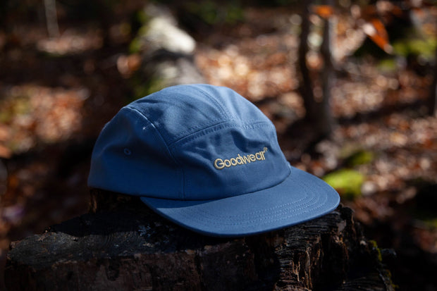Five Panel Camper Style Hat 1