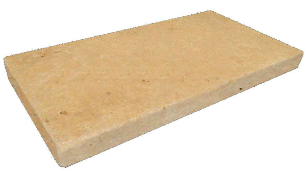 Toscana Tumbled Travertine Pavers 8x16