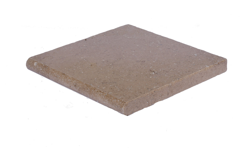 Noce Bullnose Travertine Pool Copings 12x12