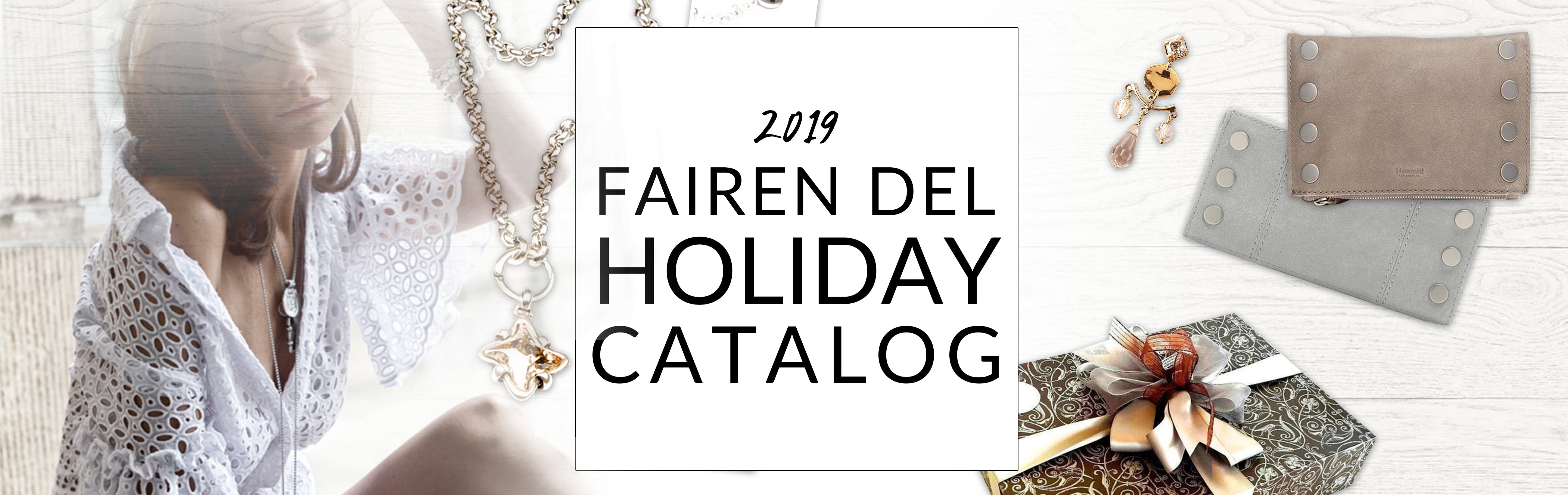 2019 Fairen Del Holiday Catalog