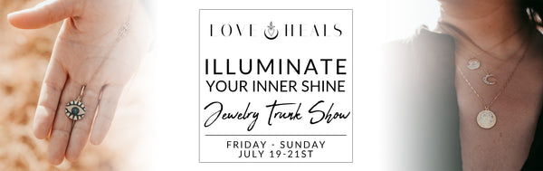 Love Heals Jewelry Trunk Show