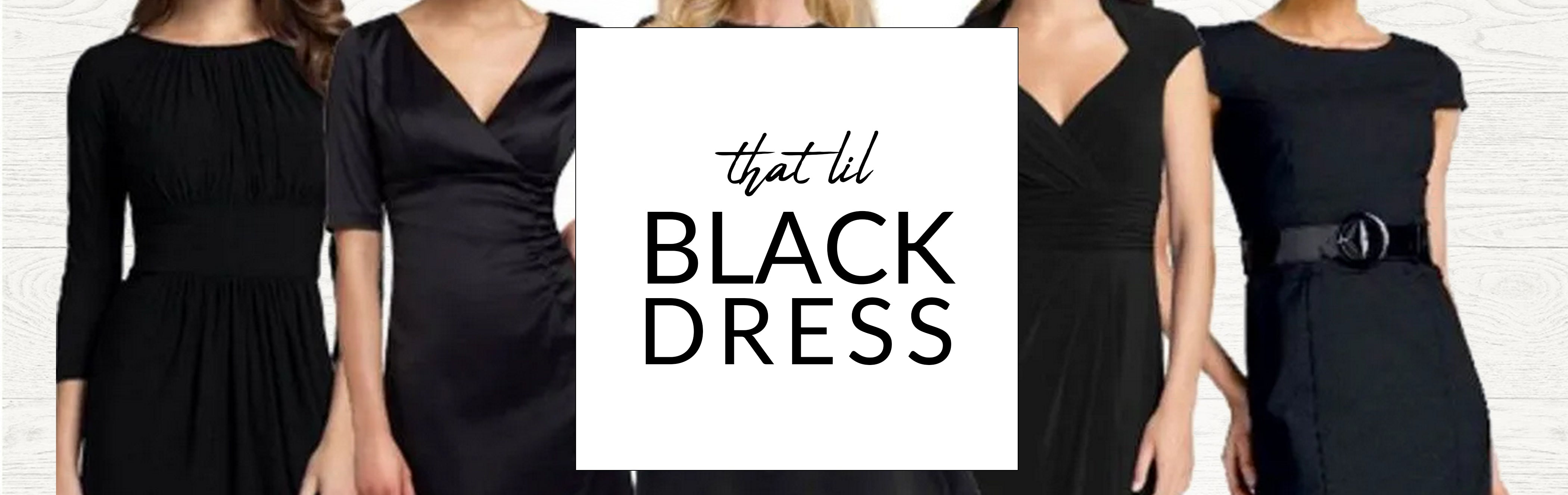 Everything You Need to Know About the Little Black Dress