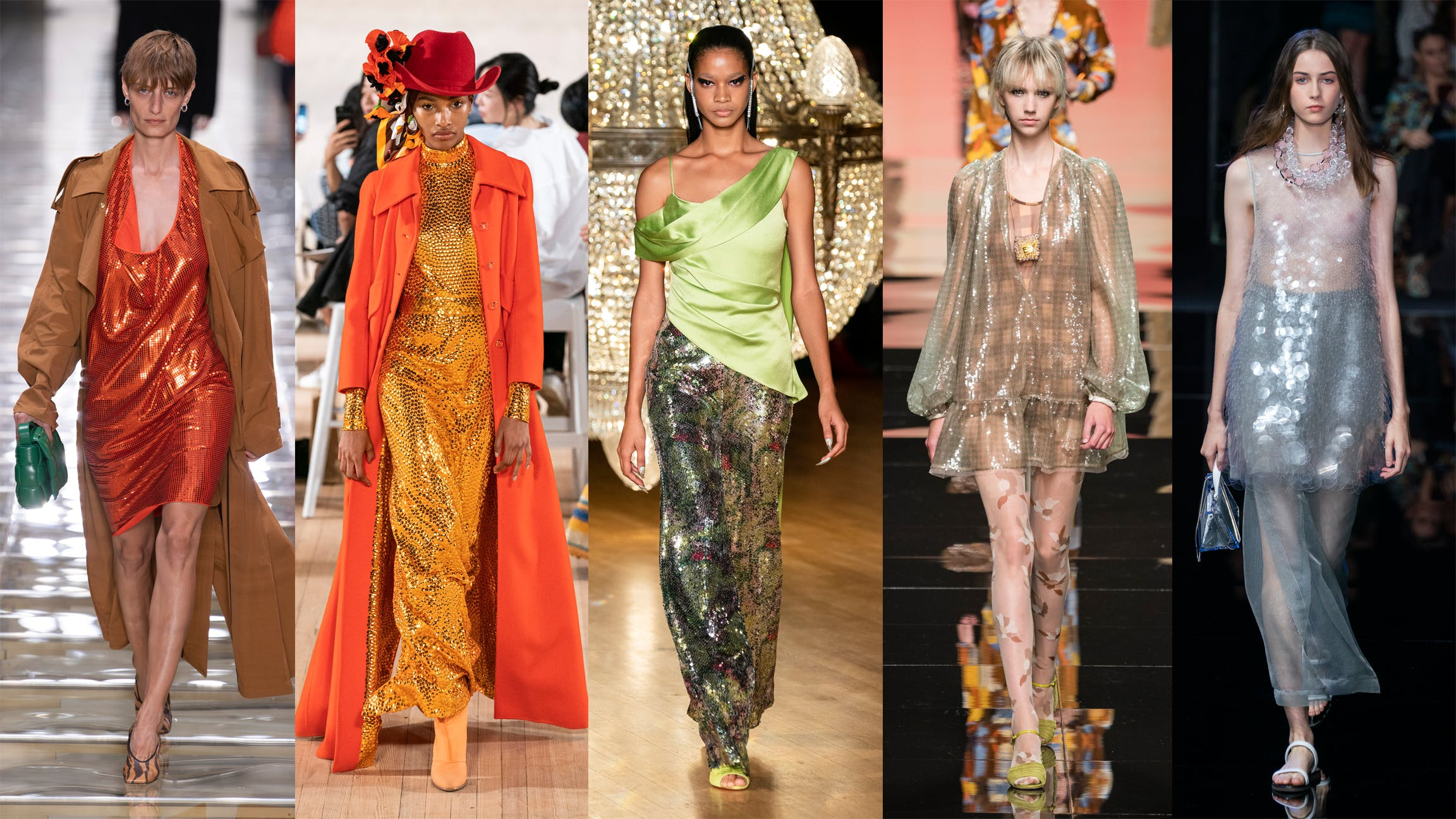 5 Standout Trends That Ruled the Spring 2020 Runways