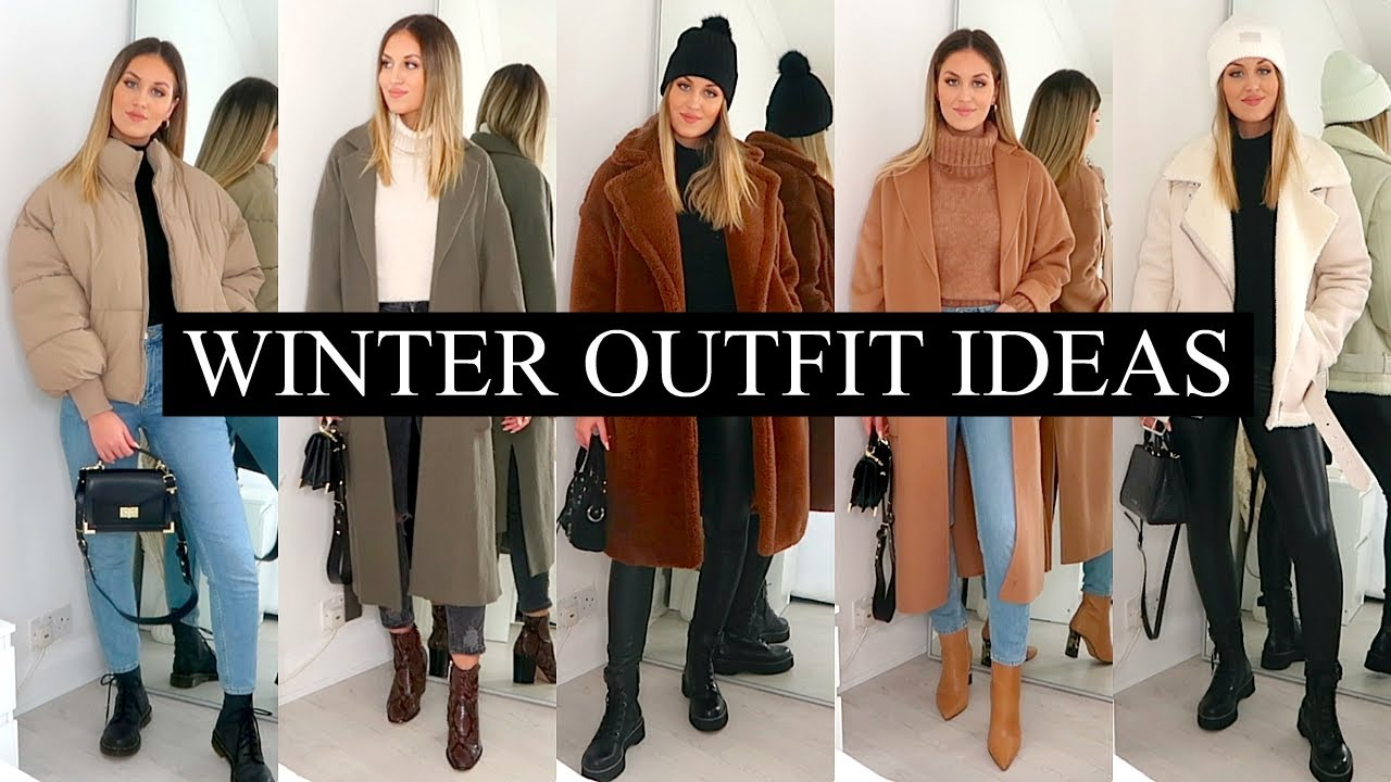 Winter Trends That Have Officially Expired