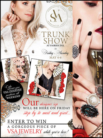 VSA Jewelry Trunk Show