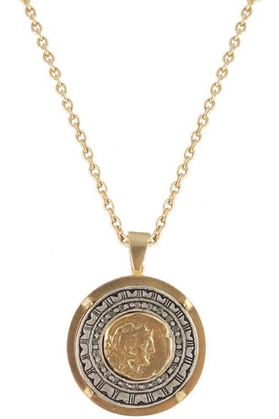 Tat2 Gold Marrakech Necklace N374