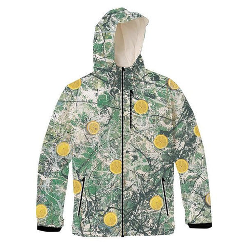 LEMON WINDBREAKER
