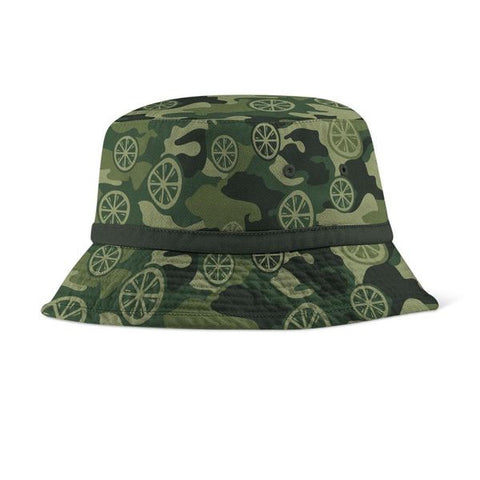 LEMON CAMO HAT