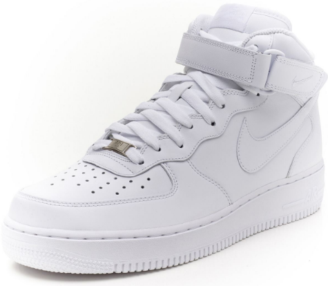 new concept b6730 0ada7 Nike Air Force One Mid