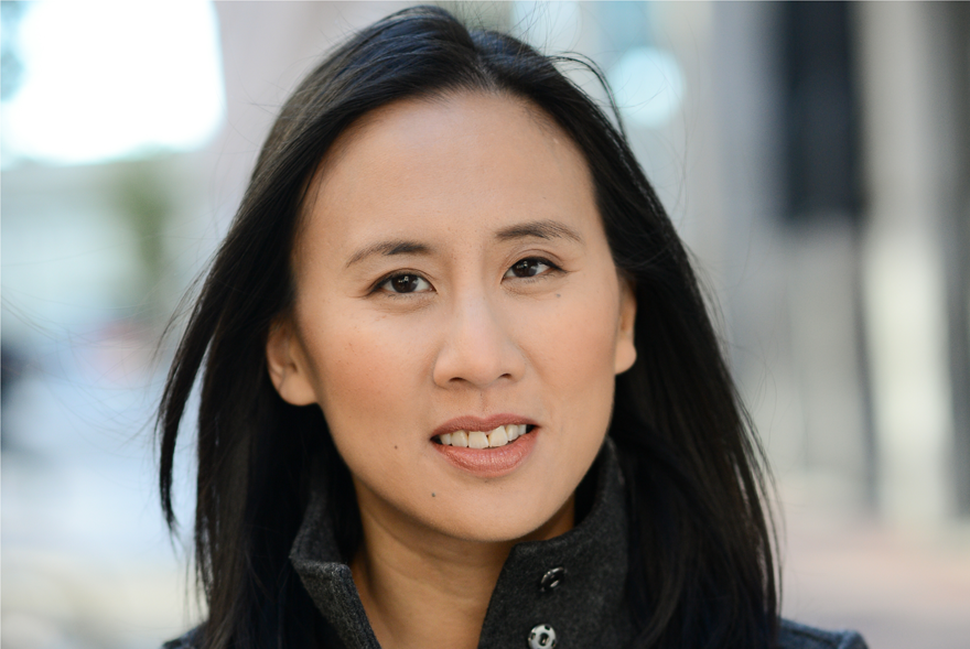 Author Celeste Ng: Little Fires Everywhere