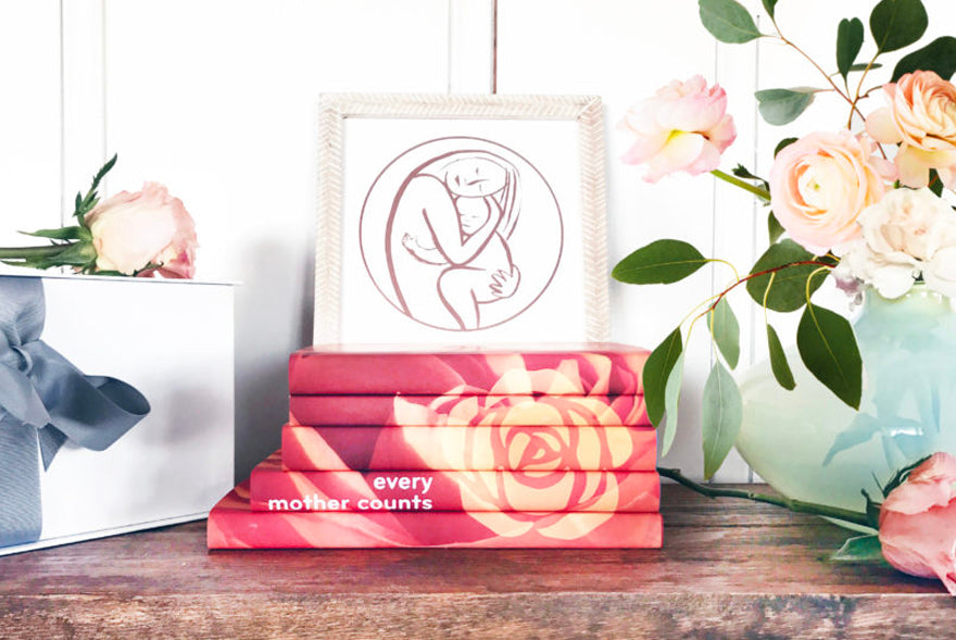 Every Mother Counts: The Orange Rose Collection