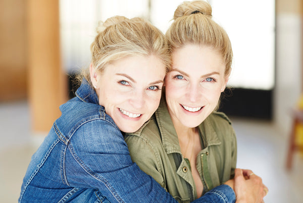 Jenn + Sarah Pearsall, Founders of Sefte