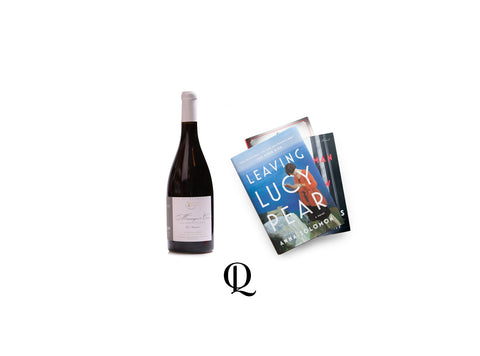 Wine Pairings for quarterlane Fall Fiction