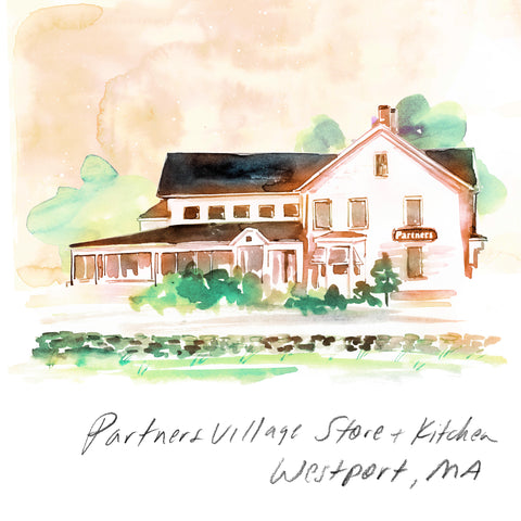 Partners Village Store & Kitchen, Westport, MA
