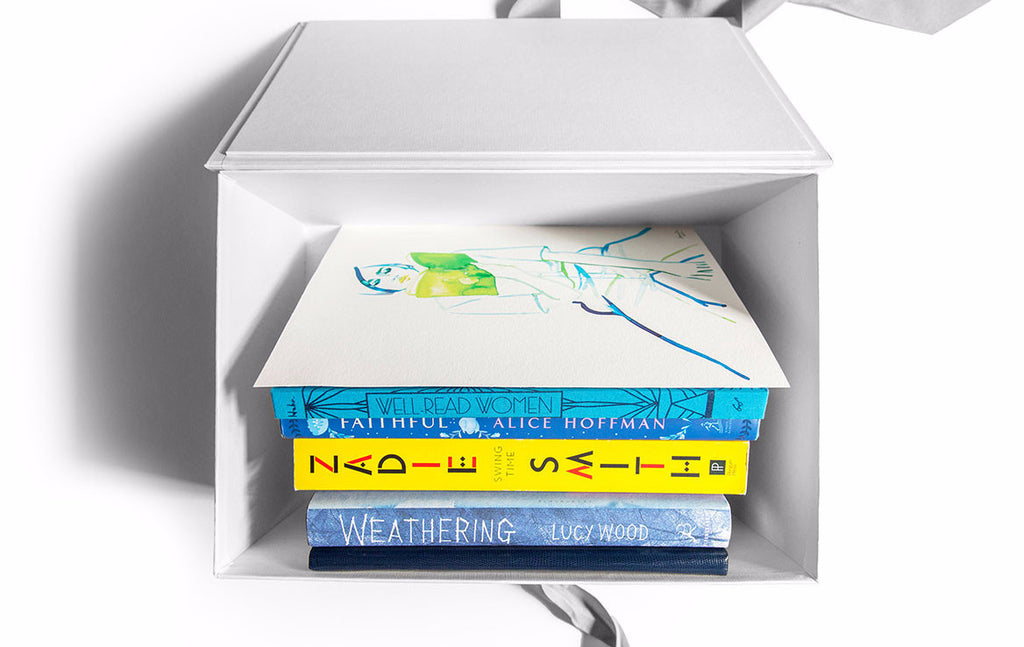 Quarterlane books - Winter box - Winter Fiction