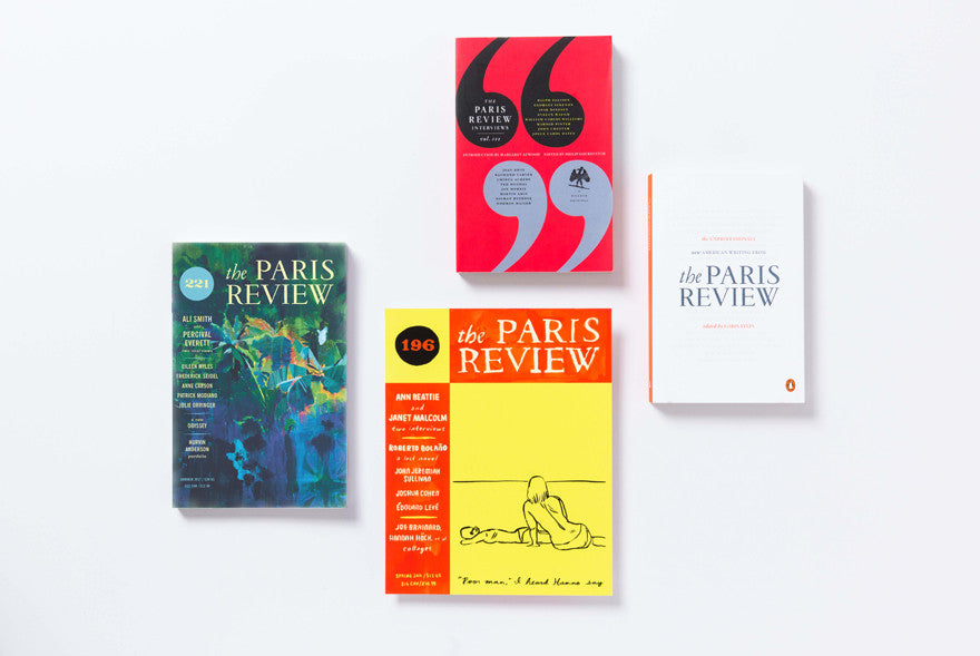 quarterlane x The Paris Review