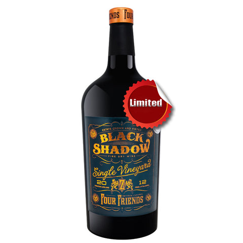 Black Shadow Vintage 2012