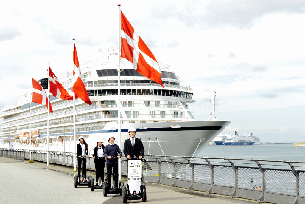 From Sea Cruise to Segway Cruise