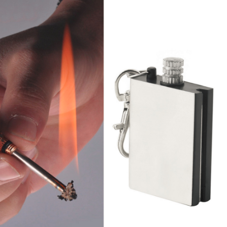 Camping Emergency Fire Starter Flint Match Lighter