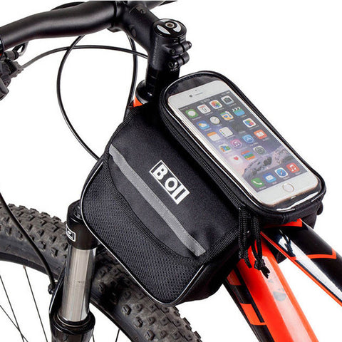 *SALE 50% OFF* - Phone Touch Screen Multi-Color Bicycle Saddle Bag