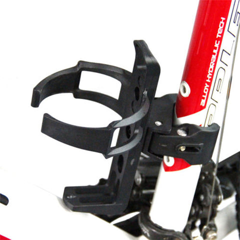 Quick Release Water Bottle Holder For Cyclists or Motorcyclists