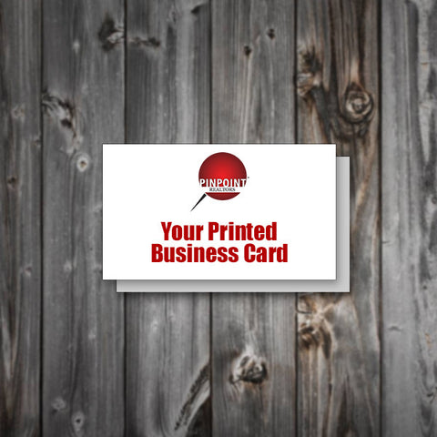 Business Card - Printing Service