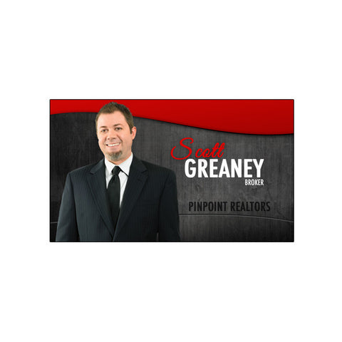 Pinpoint Realtors Business Card 3