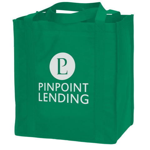 Pinpoint Lending Grocery Bags